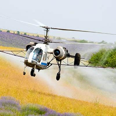 Helicopter Logging - Agricultural