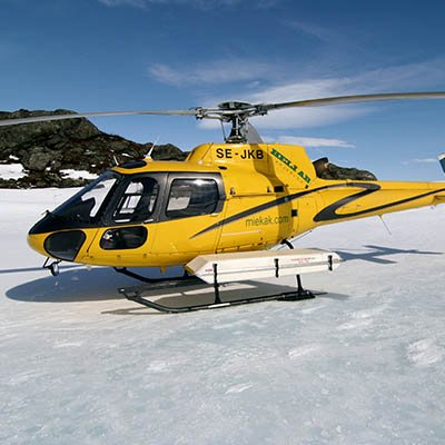 Helicopter Logging - Helicopter Skiing