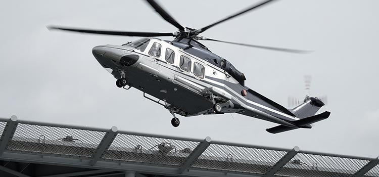 Boise Hotel Drop-Off & Pick-Up - Boise Helicopter Lift Solutions