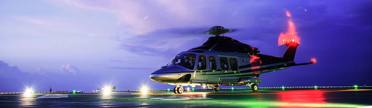 Executive Helicopter Taxi