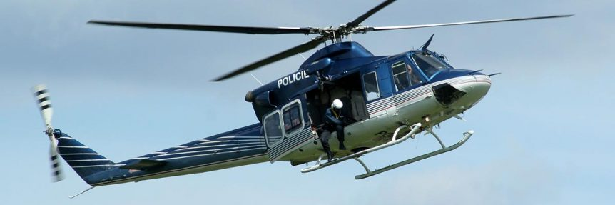Police Helicopter: Emergency Response
