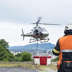 Anchorage Heli-Logging, Utility Servicing & Emergency Services - Anchorage Helicopter Lift Solutions
