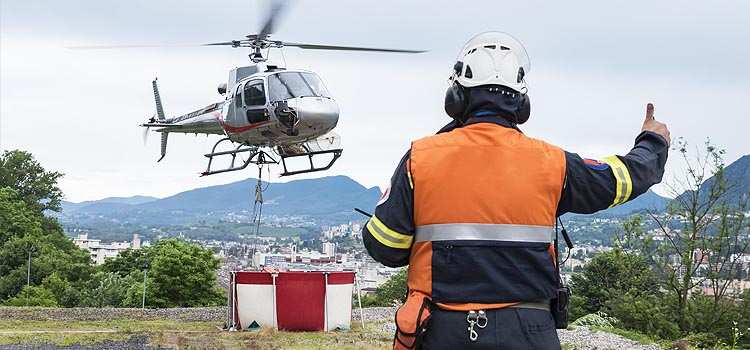 Sanford Heli-Logging, Utility Servicing & Emergency Services - Sanford Helicopter Lift Solutions