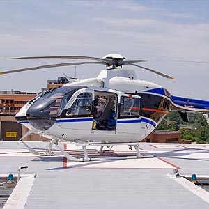 Sanford Air Ambulance & Emergency Services - Sanford Helicopter Lift Solutions