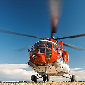 Birmingham Helicopter Lift Services