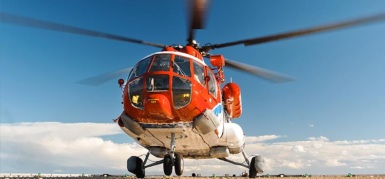 Oklahoma City Heavy Lift Helicopters - Oklahoma City Helicopter Lift Solutions