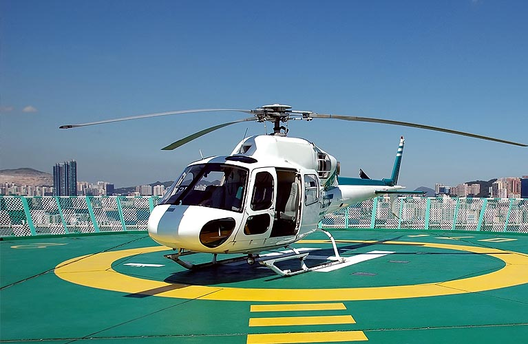 Hotel Pick Up and Drop Off - Corporate Helicopter Charters