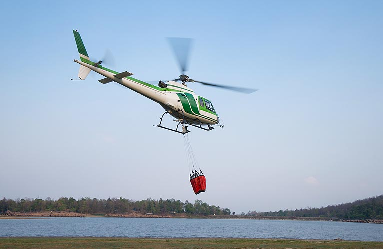Helicopter Crane Services