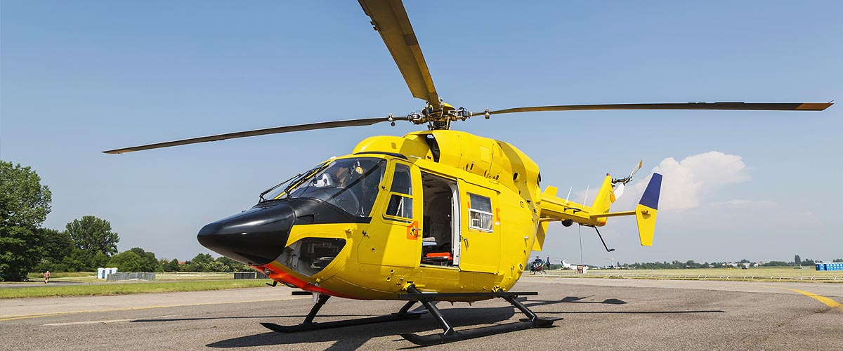 Emergency Helicopter Services