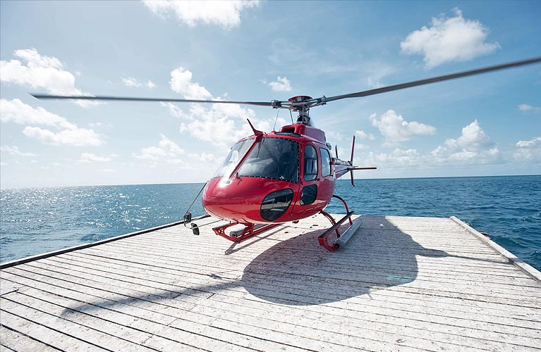 Environmental Impact of Helicopters