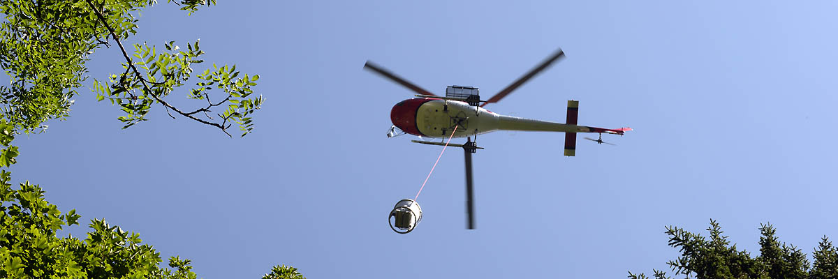 Helicopter Sling Load Operations