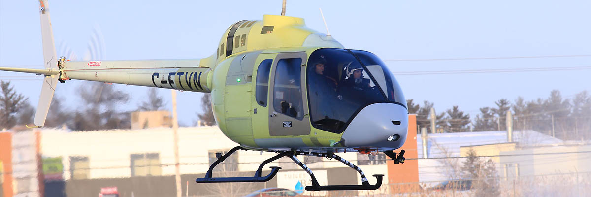 SLS Helicopter
