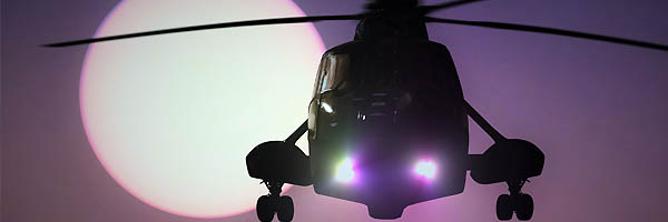 Helicopter Night Flights