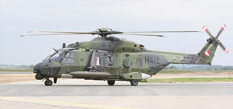 How much weight can a helicopter lift?