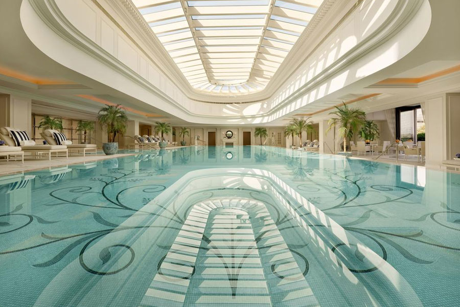 Hotels with Helipads: The Peninsula Shanghai
