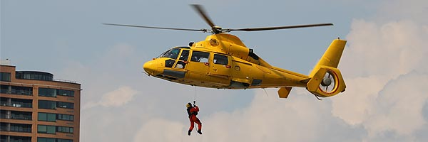 Rescue Helicopter Services