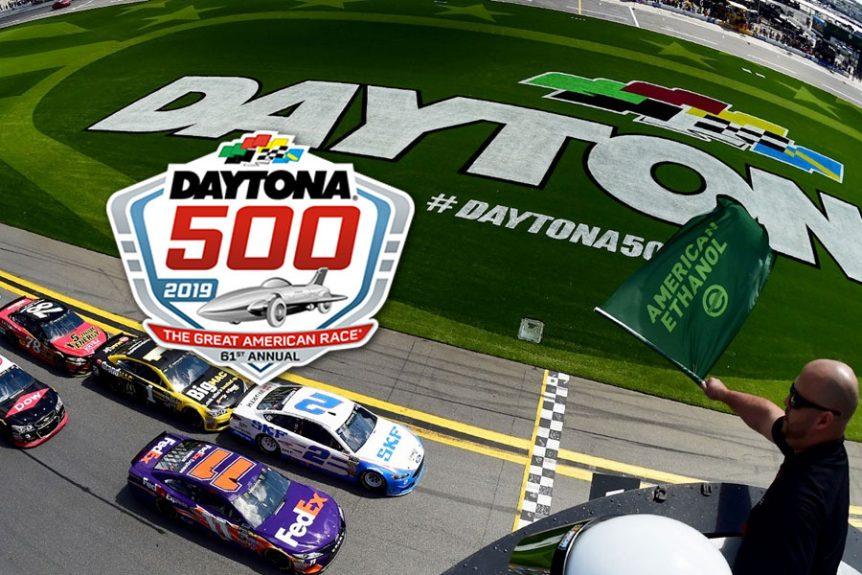 Resultado de imagen para daytona 500 2019