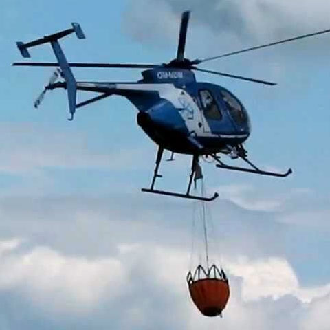 Fort Wayne Helicopter Freight & Cargo Conveyance - Fort Wayne Helicopter Lift Solutions