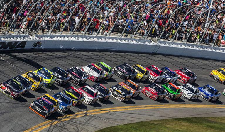 2019 Daytona 500 Helicopter Charters