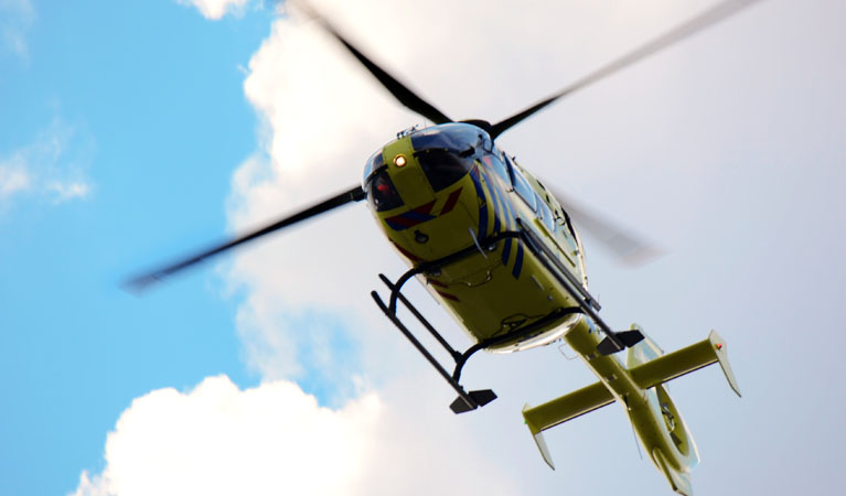 Buffalo Helicopter Lift Services