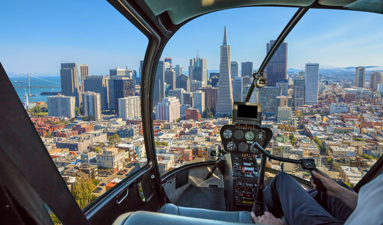 2018 First Data 500 Helicopter Charter