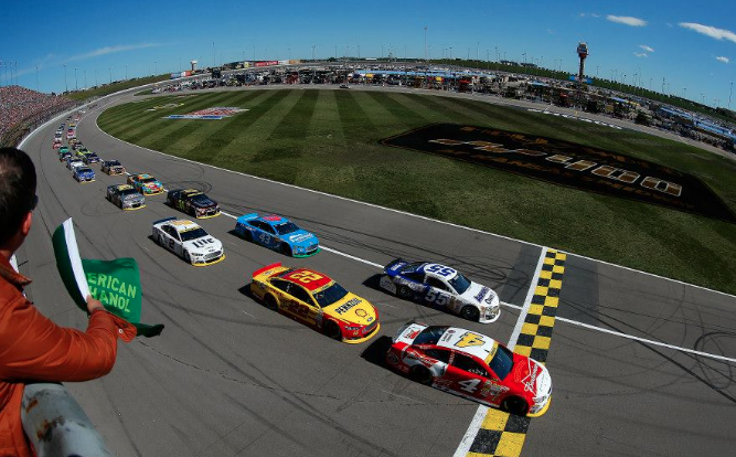 Helicopter Charters to the 2018 Hollywood Casino 400 Take Race Day Fun to the Ultimate Level!