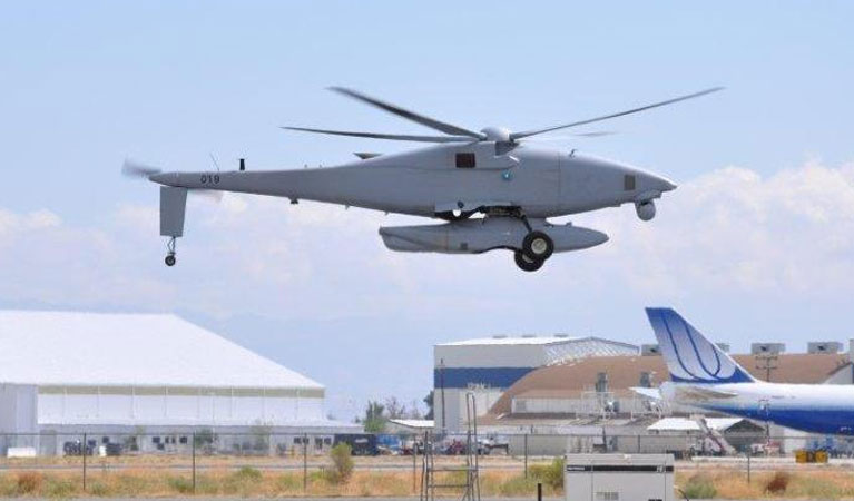 Boeing Unmanned Helicopter