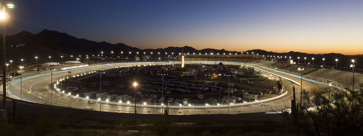 Helicopter Charter to ISM Raceway