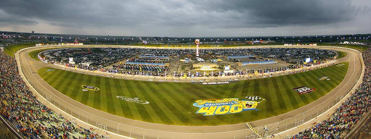 Helicopter Charter to Kansas Speedway