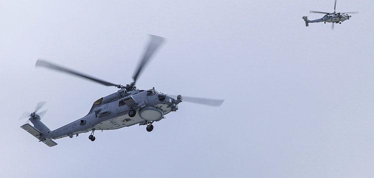 Lockheed Martin's Sikorsky MH-60R Seahawk