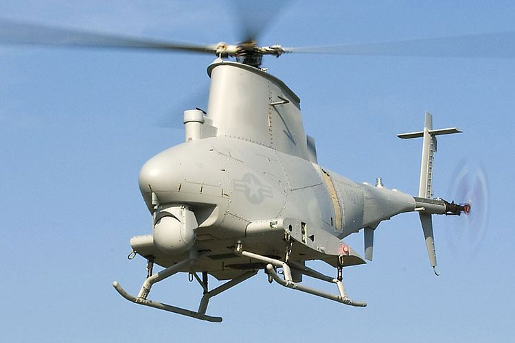 Unmanned Helicopter