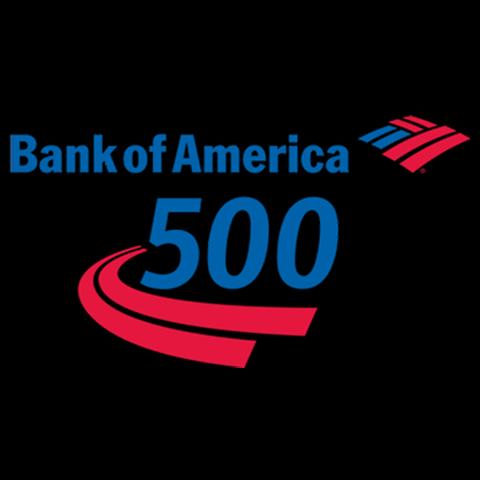 Bank of America 500 - NASCAR Helicopter Charters