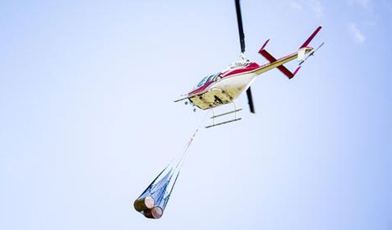 Fremont Helicopter Freight & Cargo Conveyance - Fremont Helicopter Lift Solutions