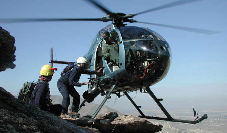 Kailua Emergency and Agricultural Services - Kailua Helicopter Lift Solutions