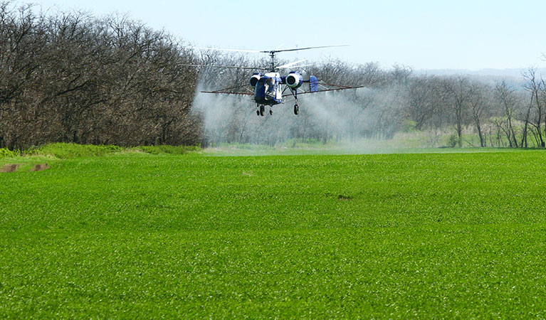 Cincinnati Helicopter Agricultural & Emergency Services - Cincinnati Helicopter Lift Solutions