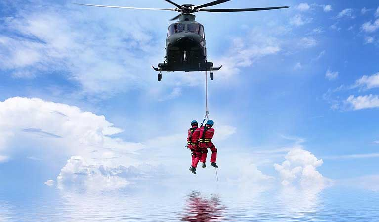 Hilton Head Emergency Solutions - Hilton Head Helicopter Lift Solutions