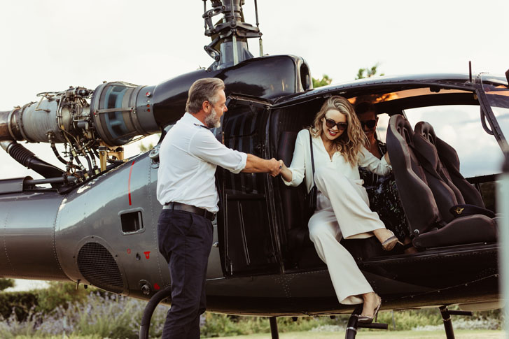 Hamptons Helicopter Charter