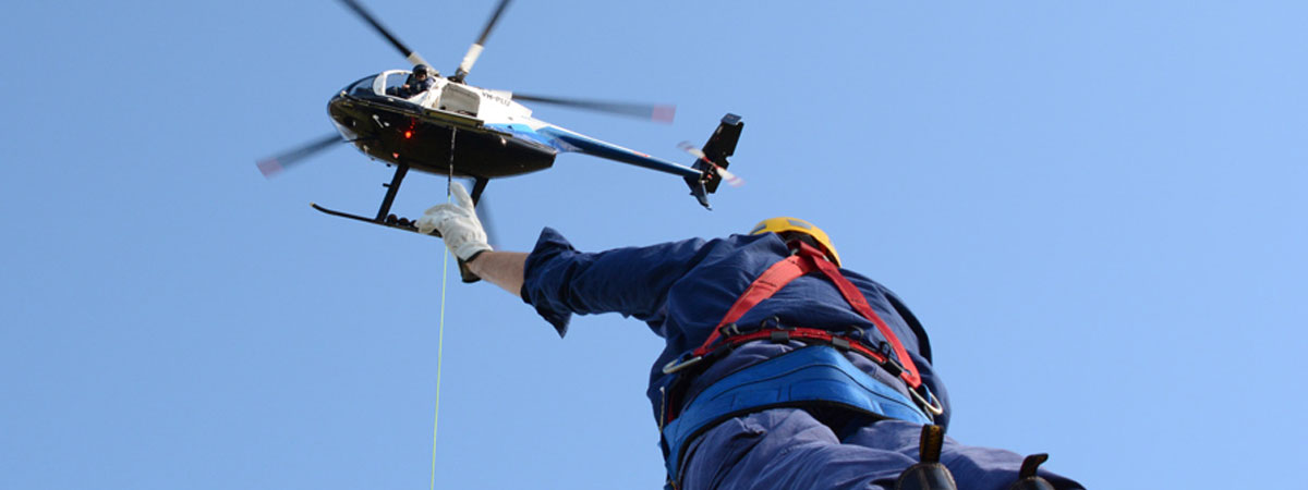 Bridgeport Helicopter Lift Solutions