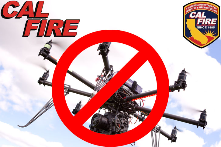 Santee Drone Helicopter Interference