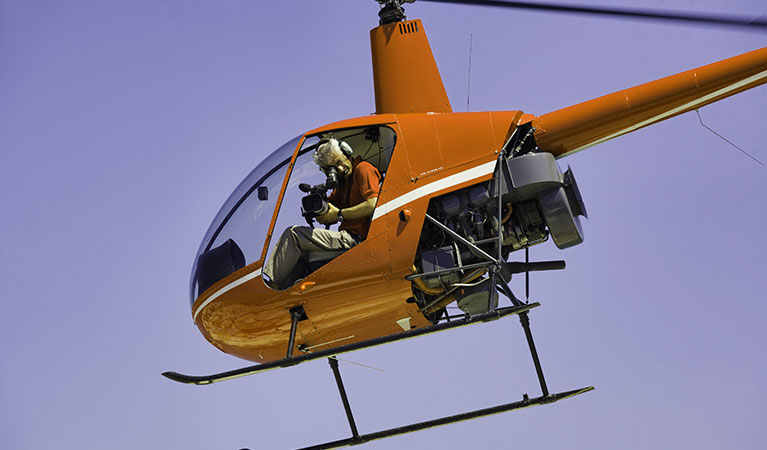 Aerial Photography & Filming - Oakland Helicopter Services