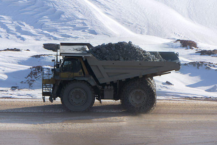 Alaskan Mining Operations