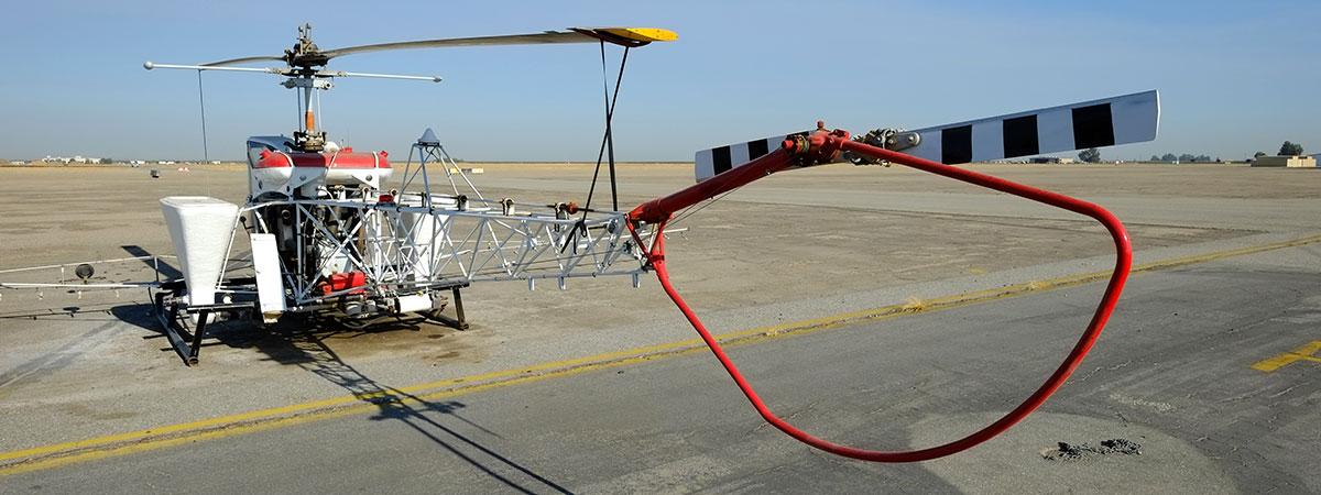 Aerial application in Colorado