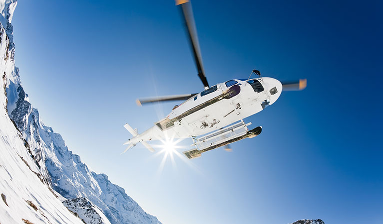 Pocatello Heli-Skiing Adventures