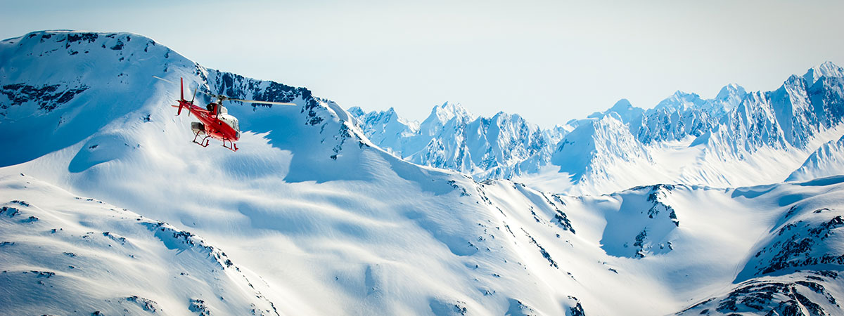 Helicopter Skiing Charters