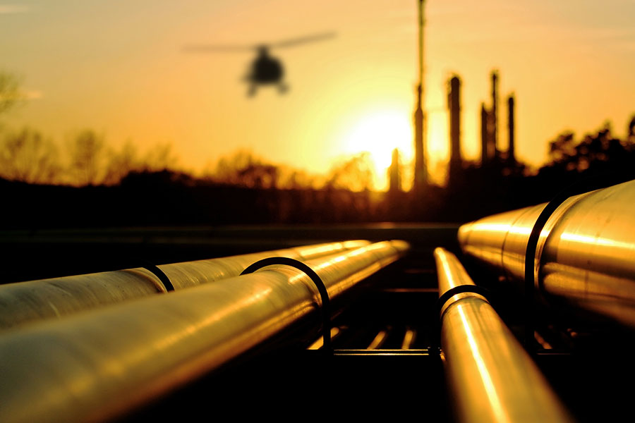 Louisiana Helicopter Pipeline Surveys