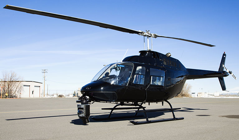 Aerial Surveys - Oakland Helicopter Services