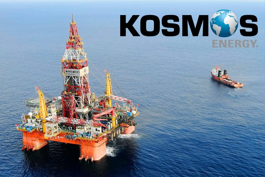 Kosmos Buys Gulf of Mexico Deepwater Oil Rigs