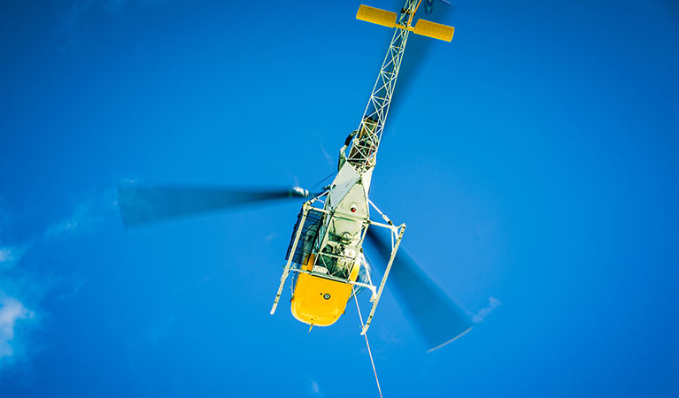 Mining - Environmental Helicopter Services