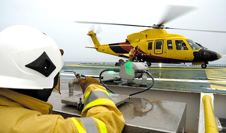 Sitka, Alaska Emergency Helicopters