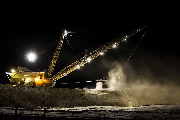 Wyoming Mining Operations